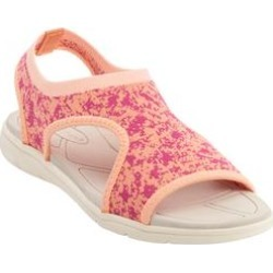 Women's The Serafina Sandal by Comfortview in Orange Multi (Size 12 M) found on Bargain Bro Philippines from Ellos for $45.99
