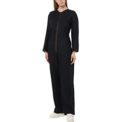 Jumpsuit - Blue - Cherevichkiotvichki Jumpsuits found on Bargain Bro India from lyst.com for $255.00