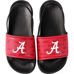 Alabama Crimson Tide FOCO Toddler Wordmark Legacy Sandal found on Bargain Bro from Fanatics for USD $11.39