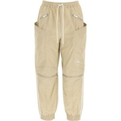 June Trousers X Adidas - Natural - Stella McCartney Pants found on Bargain Bro from lyst.com for USD $360.24