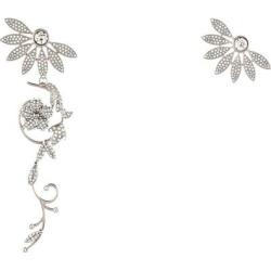 Earrings - Metallic - Burberry Earrings found on Bargain Bro from lyst.com for USD $110.20