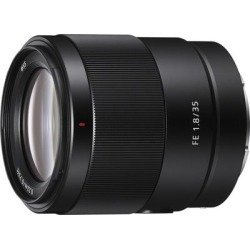 Sony FE 35mm f/1.8 Large Aperture Prime Lens for Full Frame found on Bargain Bro India from Crutchfield for $648.00