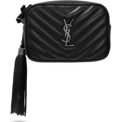 'lou' Belt Bag Grey - Gray - Saint Laurent Belt Bags found on Bargain Bro from lyst.com for USD $718.20