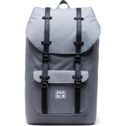 Herschel Little America Backpack - Gray - Herschel Supply Co. Backpacks found on MODAPINS from lyst.com for USD $110.00