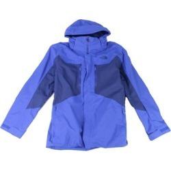The North Face Mens Jacket Blue Size Medium M 3-in-1 Weatherproof found on Bargain Bro from Overstock for USD $92.33