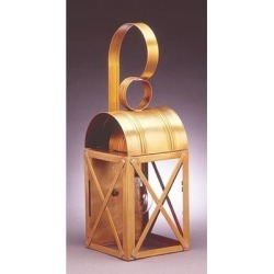 Northeast Lantern Adams 18 Inch Tall 1 Light Outdoor Wall Light - 6031-DB-MED-SMG found on Bargain Bro from Capitol Lighting for USD $255.72