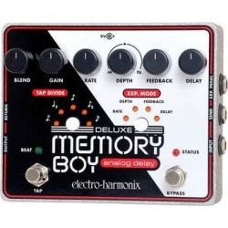 Electro-Harmonix Deluxe Memory Boy Pedal DMBOY found on Bargain Bro Philippines from B&H Photo Video for $184.90