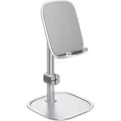Baseus Cellular Phone Cases Silver - Silver Finish Nonslip Adjustable Metal Desktop Phone Stand found on Bargain Bro from zulily.com for USD $9.87