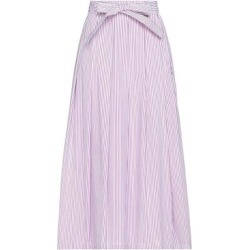 Long Skirt - Purple - Saucony Skirts found on Bargain Bro Philippines from lyst.com for $194.00