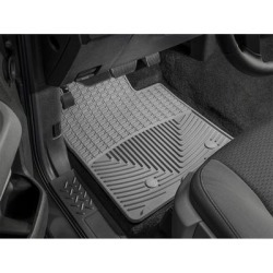 WeatherTech Floor Mat Set, Fits 2005-2011 Toyota Tacoma, Primary Color Gray, Position Front, Model W123GR found on Bargain Bro from northerntool.com for USD $53.16