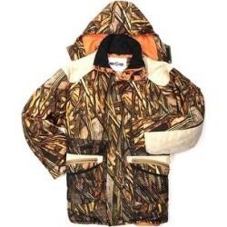 Ecko Unltd. Mens Dig Deep Hoffa Parka Coat (X-Small), Men's, Green(polyester, camo) found on MODAPINS from Overstock for USD $42.44