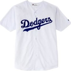 Men's Big & Tall MLB Original Replica Jersey by MLB in Los Angeles Dodgers (Size XLT) found on Bargain Bro Philippines from King Size Direct for $56.99
