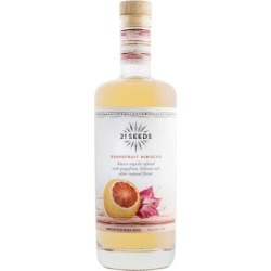 21 Seeds Tequila Blanco Grapefruit Hibiscus 750ml found on Bargain Bro India from WineChateau.com for $46.97