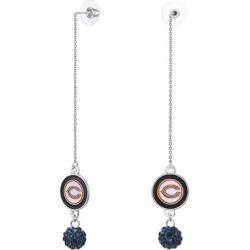 Chicago Bears Women's Chain Pierce Shambala Earrings found on MODAPINS from Fanatics for USD $11.99