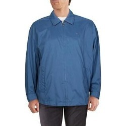 Tommy Hilfiger Mens Jacket E Polyester - Blue - 3X (Blue - 3X), Men's found on Bargain Bro Philippines from Overstock for $63.90