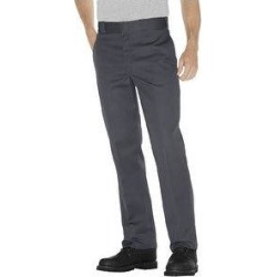 Dickies Men's 874 Original Fit Classic Work Pants (Charcoal - 40X34), Black(cotton) found on Bargain Bro Philippines from Overstock for $29.56