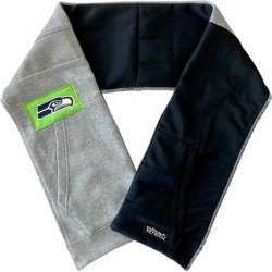 Seattle Seahawks Refried Apparel Upcycled Scarf found on Bargain Bro Philippines from nflshop.com for $28.00