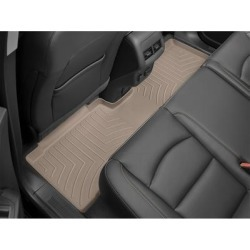 WeatherTech Floor Mat Set, Fits 2018-2019 Land Rover Range Rover, Primary Color Tan, Material Type Molded Plastic, Model 454809 found on Bargain Bro from northerntool.com for USD $72.16