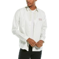 Hugo Hugo Boss Emero Straight Fit Shirt found on MODAPINS from Overstock for USD $85.49