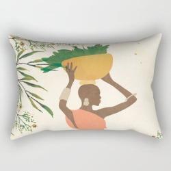 Rectangular Pillow | Balance by City Art - Small (17