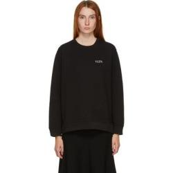Black Tiny 'vltn' Logo Sweater - Black - Valentino Knitwear found on Bargain Bro from lyst.com for USD $676.40
