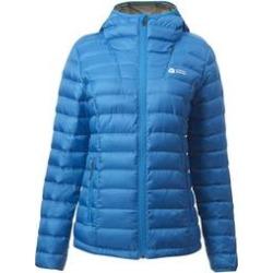 Sierra Designs Whitney Hooded Jacket - Women's Majorca Blue/Grey Medium found on Bargain Bro from campsaver.com for USD $151.24