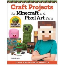 Fox Chapel Publishing Educational Books - Craft Projects for Minecraft and Pixel Art Fans Paperback found on Bargain Bro India from zulily.com for $6.99