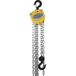 OZ Lifting Products Premium Manual Chain Hoist - 1/2-Ton Capacity, 15ft. Lift, Model OZ005-15CHOP found on Bargain Bro from northerntool.com for USD $159.59
