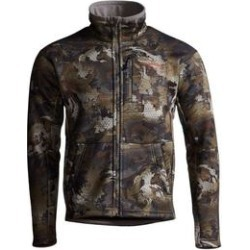 Sitka Outdoor Jacket Mens Gradient Fleece Lined Zip Front (Optifade Waterfowl Timber - 2XL), Men's, Multicolor found on Bargain Bro India from Overstock for $179.00