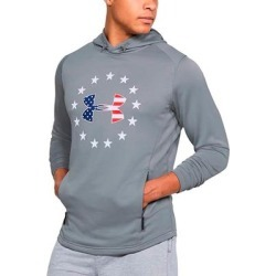 Under Armour Men's Hoodie UA Freedom Tech Terry Tactical 1323105 found on Bargain Bro from Overstock for USD $40.29