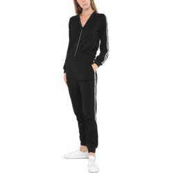 Jumpsuit - Black - Karl Lagerfeld Jumpsuits found on Bargain Bro India from lyst.com for $219.00