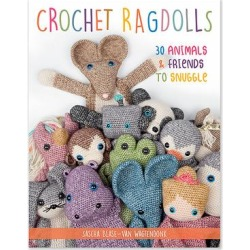 Globe Pequot Educational Books - Crochet Ragdolls: 30 Animals and Friends to Snuggle Paperback found on Bargain Bro India from zulily.com for $14.99
