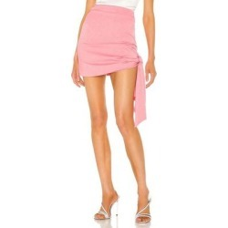 Liya Mini Skirt - Pink - Nbd Skirts found on MODAPINS from lyst.com for USD $94.00