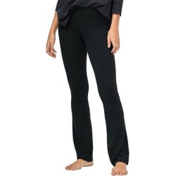 Plus Size Women's Stretch Bootcut Sleep Pants by ellos in Black (Size 18/20) found on Bargain Bro Philippines from Roamans.com for $27.90