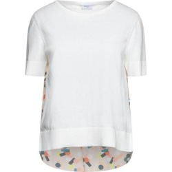 Jumper - White - Akris Punto Knitwear found on MODAPINS from lyst.com for USD $344.00
