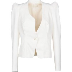 Suit Jacket - White - Mugler Jackets found on MODAPINS from lyst.com for USD $511.00