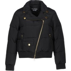 Down Jacket - Black - Boutique Moschino Jackets found on MODAPINS from lyst.com for USD $516.00