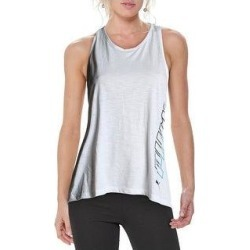 Puma Womens Tank Top Fitness Running (Puma White - M), Women's(cotton) found on Bargain Bro India from Overstock for $21.71