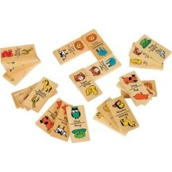 Small World Toys - Domino Zoo found on Bargain Bro from zulily.com for USD $11.39