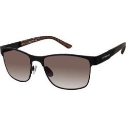 U.S. Polo Assn. Men's Sunglasses Matte - Matte Black Browline Square Sunglasses found on Bargain Bro from zulily.com for USD $7.59