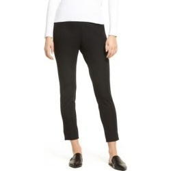 Everyday Skinny Fit Stretch Cotton Ankle Pants - Black - Nordstrom Pants found on Bargain Bro from lyst.com for USD $60.04