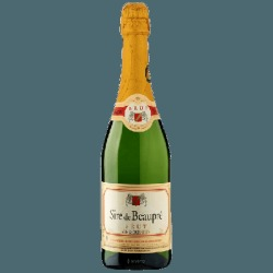 Sire de Beaupre Brut 750ml found on Bargain Bro Philippines from WineChateau.com for $11.99