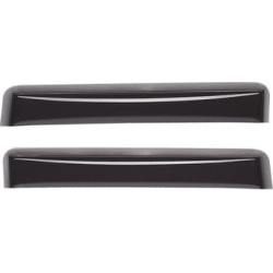 WeatherTech Side Window Vent, Fits 2013 Audi A3, Material Type Molded Plastic, Tint Color Medium, Model 81369 found on Bargain Bro Philippines from northerntool.com for $55.00