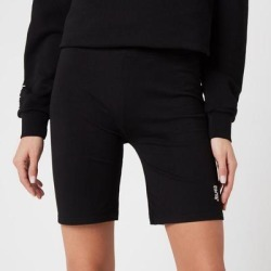 Jersey Apparel Tight Shorts - Black - Les Girls, Les Boys Shorts found on Bargain Bro India from lyst.com for $54.00
