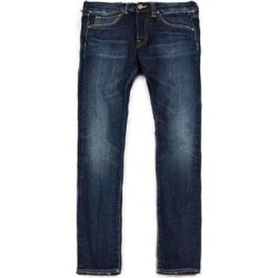 Ed-55 Regular Tapered Jeans 63 Rainbow Selvage Denim Hikaru Wash L32 - Blue - Edwin Jeans found on MODAPINS from lyst.com for USD $223.00