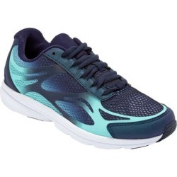 Women's The Julie Sneaker by Comfortview in Navy (Size 11 M) found on Bargain Bro Philippines from Ellos for $51.99