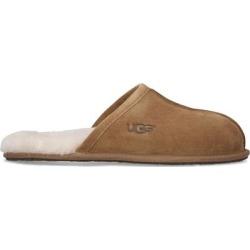Scuff Sheepskin Slippers - Brown - Ugg Slip-Ons