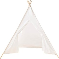 Indian Playhouse Toy Teepee Play Tent for Kids Toddlers