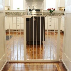 Cardinal Gates Extension for Extra Tall Premium Pressure Gate Extension KitMetal in White, Size 36.0 H x 11.0 W x 1.0 D in   Wayfair XTPPXLWH found on Bargain Bro Philippines from Wayfair for $18.37