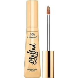 Too Faced Women's Lip Gloss Pure - Pure Gold Melted Lip Gloss found on MODAPINS from zulily.com for USD $16.79